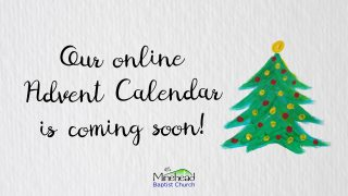 The MBC Advent Calendar is Coming Soon!
