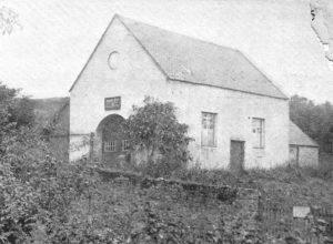 The First Chapel at Periton